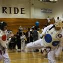Instructor Kris Sparring