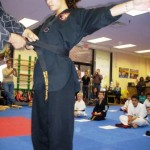 2nd Degree Black Belt